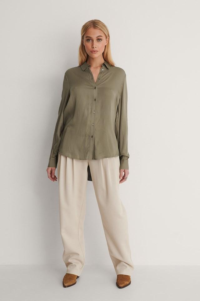 Taupe Soft Shirt