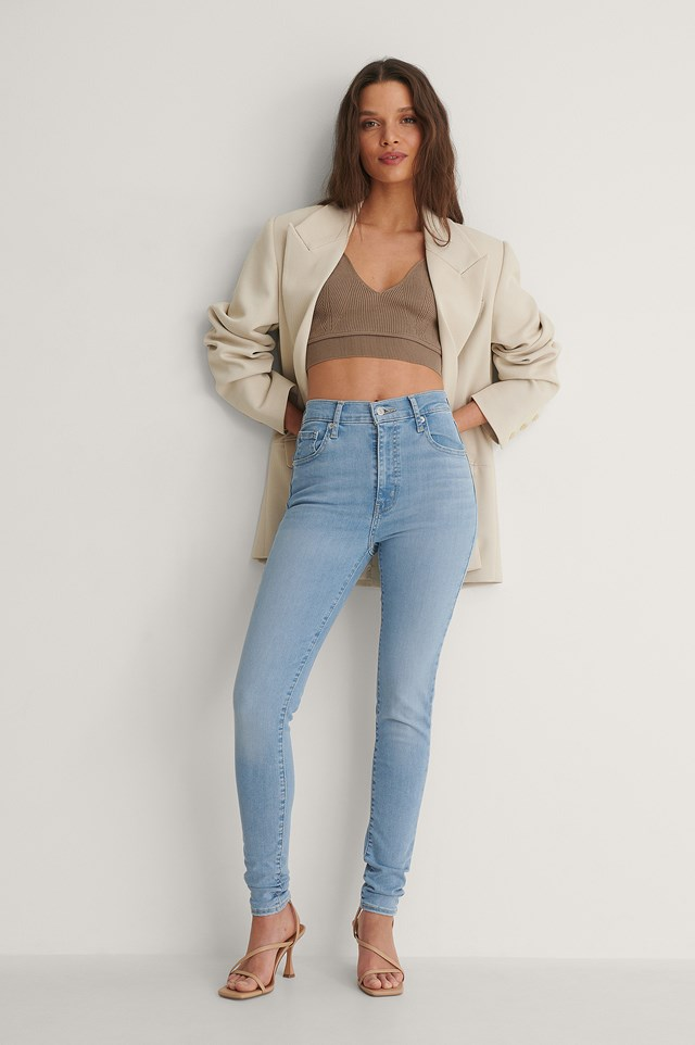 Mile High Super Skinny Hazy Days Outfit