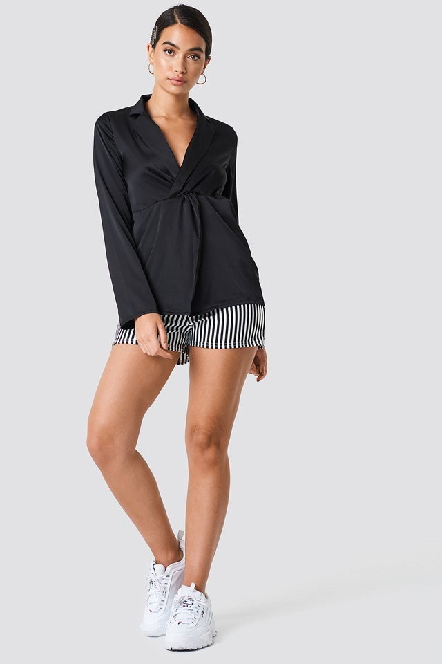 Casual Blouse Outfit