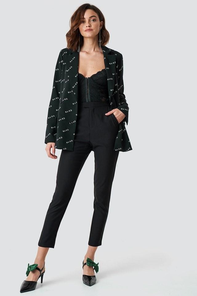Dressed Up Blazer Outfit