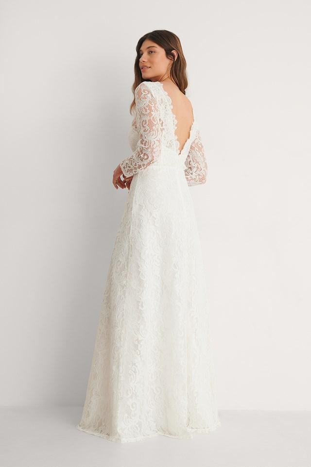 Ivory Elina Dress