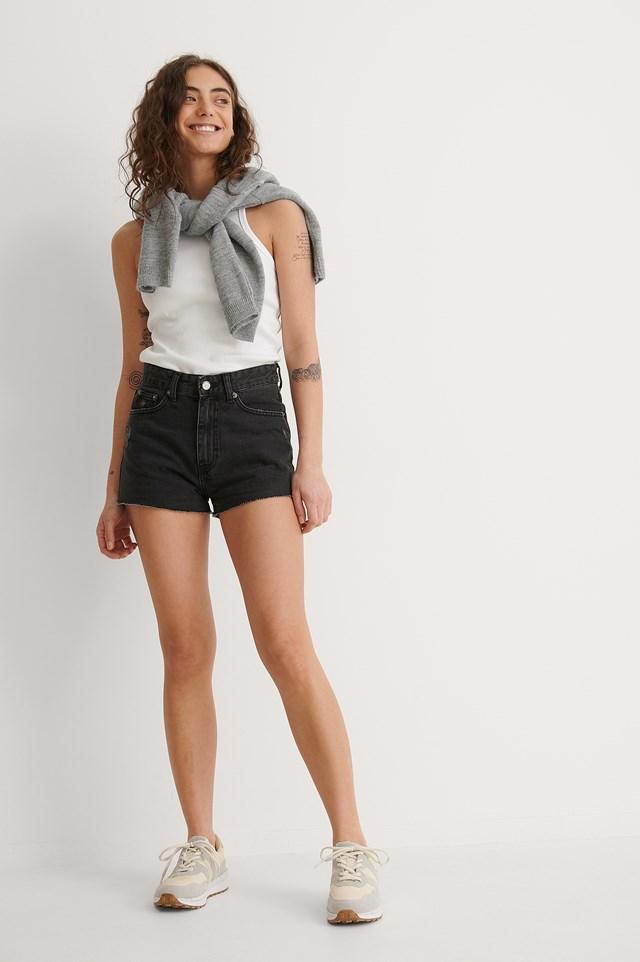 Black Skye Shorts