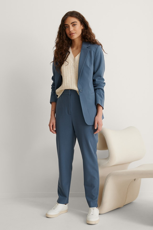 Fitted Blazer Outfit