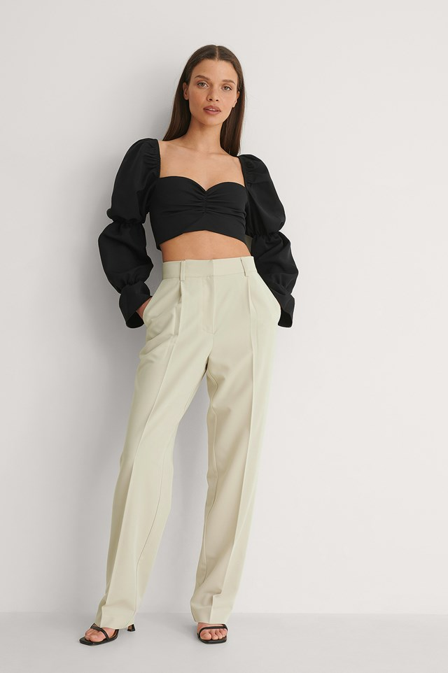 Trendyol Milla Blouse Outfit