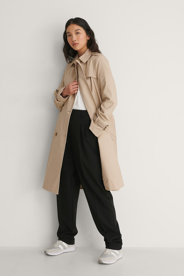 Trench Coat Outfit.