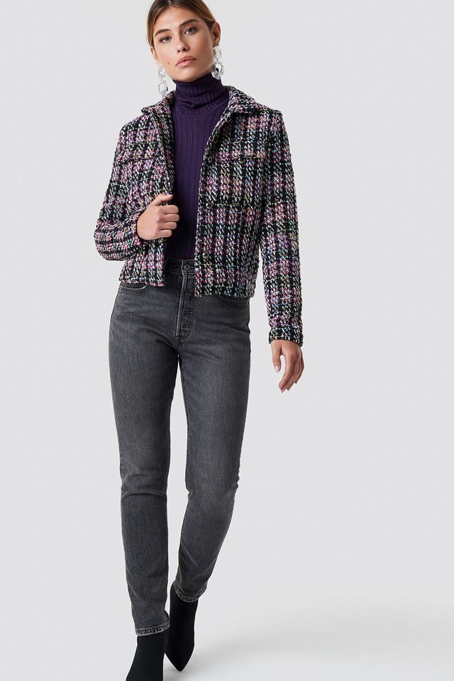 Short Jacket Outfit