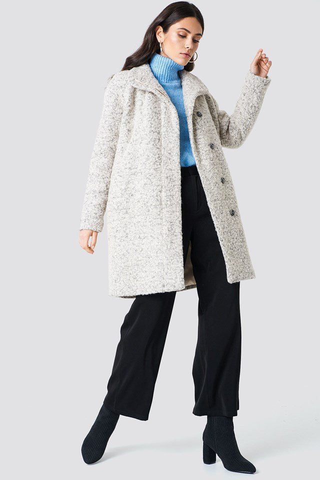 Cozy Jacket Outfit