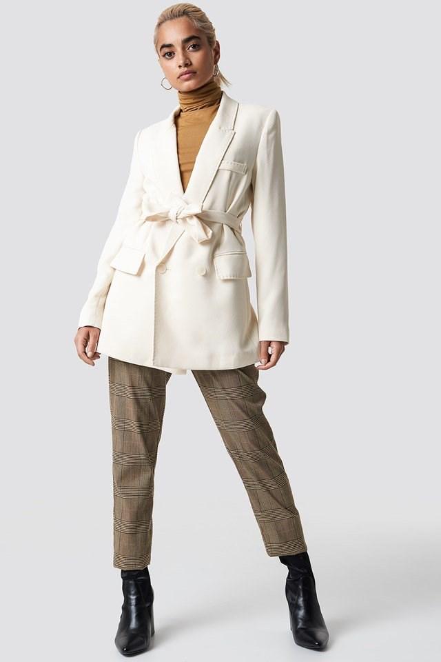 Elegant Blazer Outfit