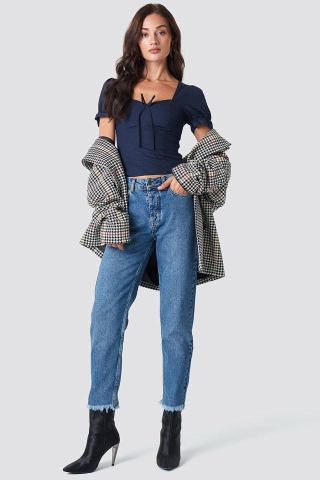 Louisa Straight Jeans