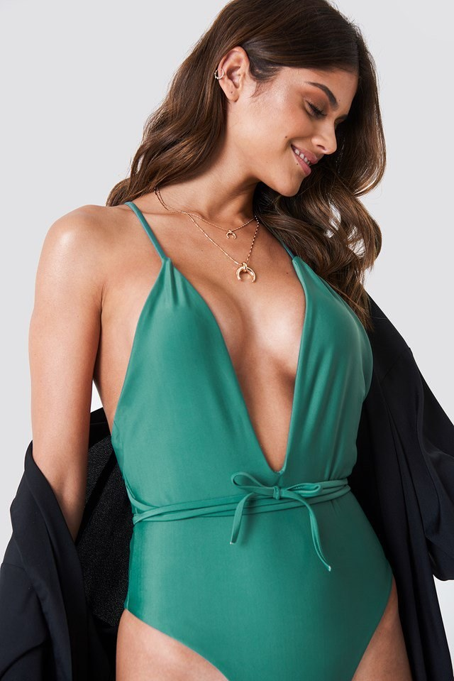 V-front Swimsuit