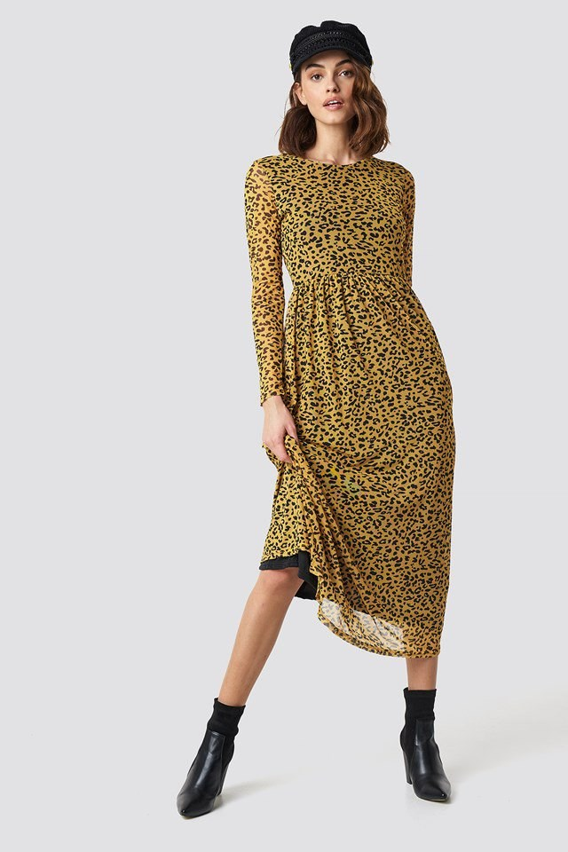 Gia Long Dress