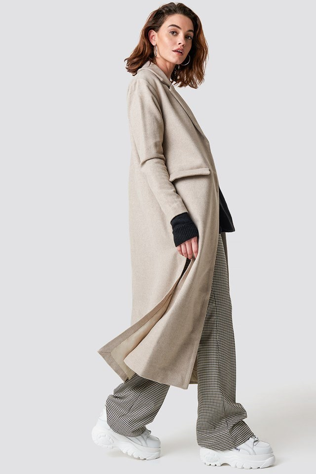 Milla Long Coat