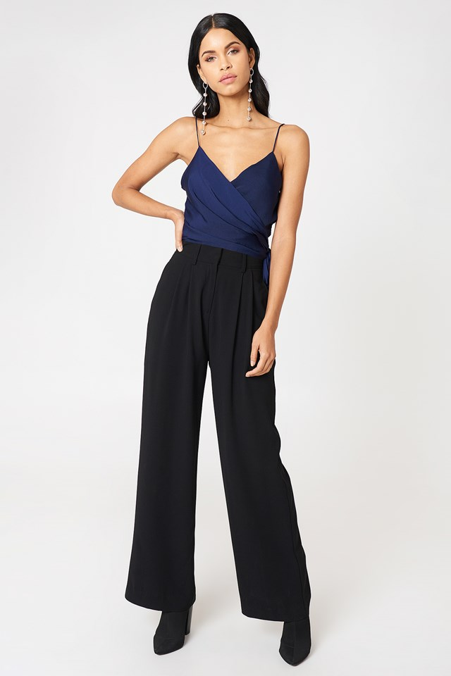 Classic Pants with Singlet