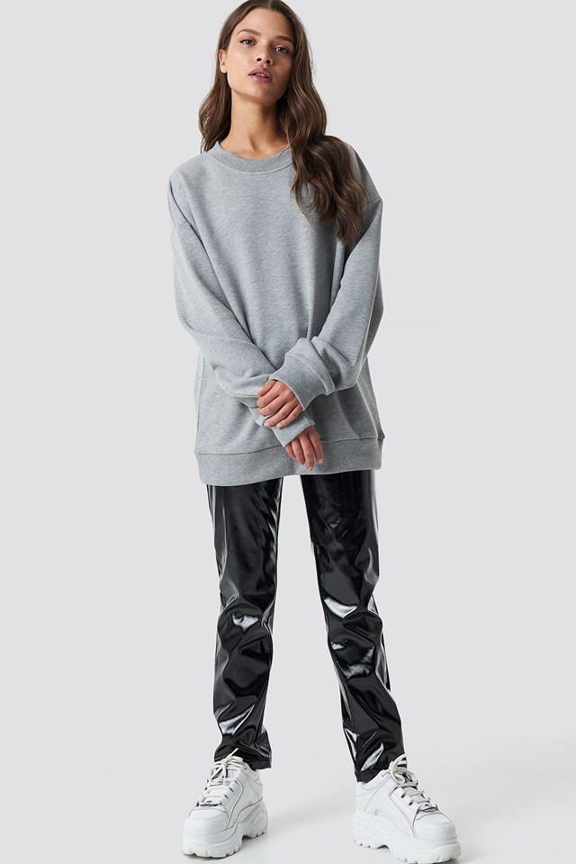 Unisex Sweatshirt Outfit