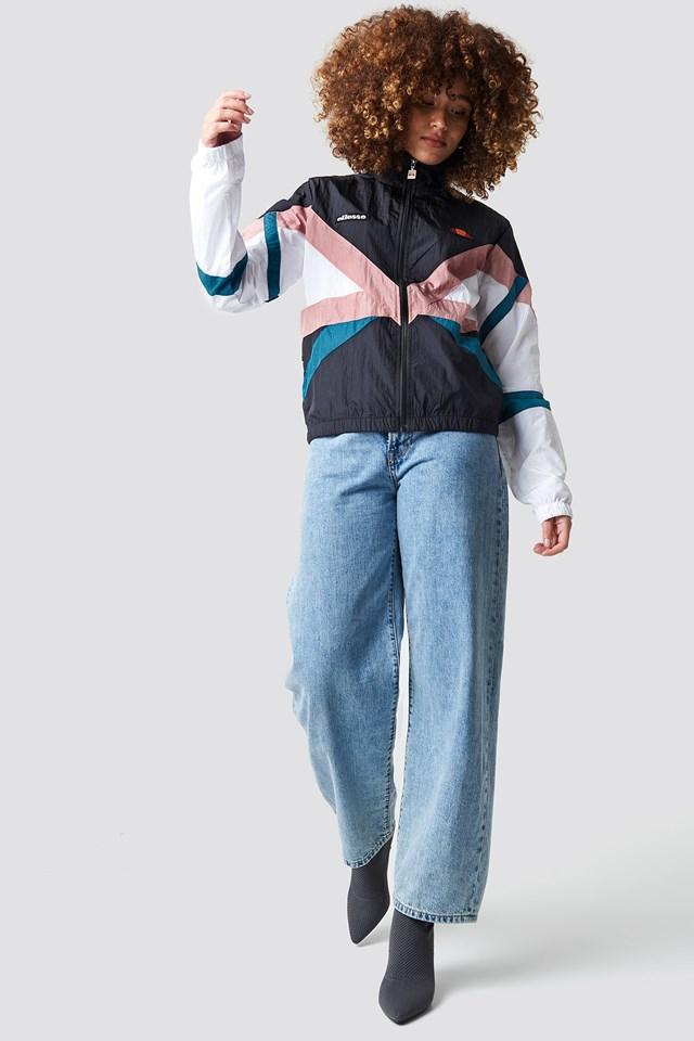 Multicolored Jacket.