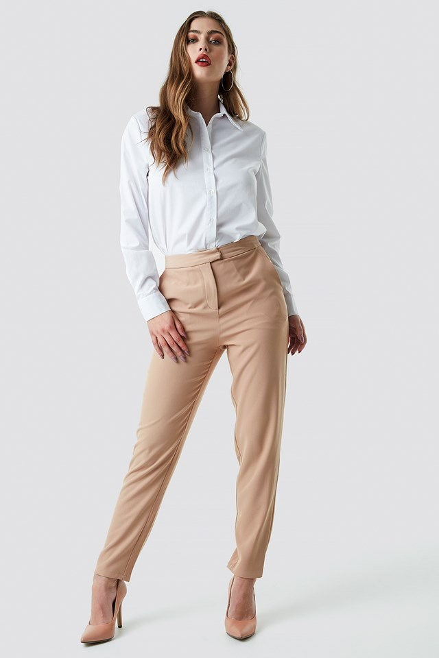 Tailored Pants Outfit