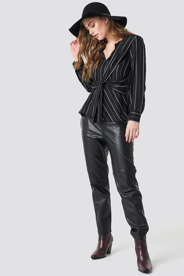 Rain blouse outfit