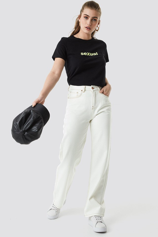Sexual Tee Outfit