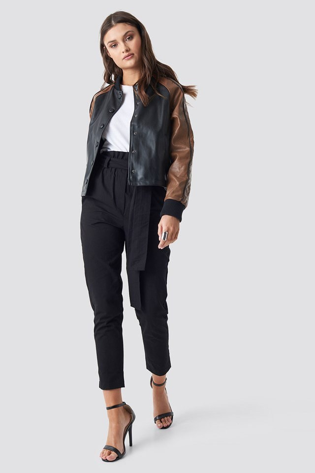 Jacket outfit.