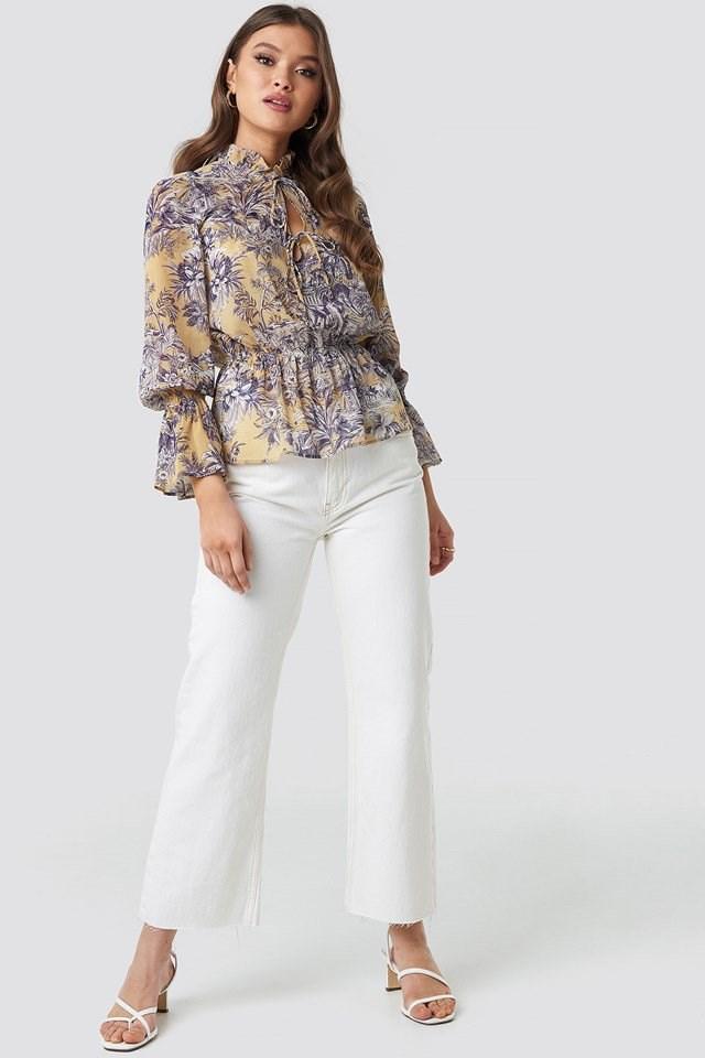 Binki Blouse Outfit