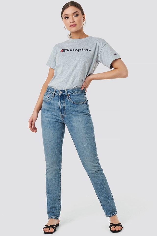 Crewneck Tee 111393 Outfit