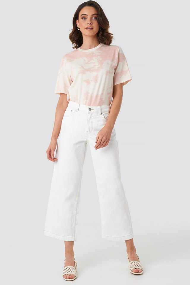 Chalofin T-Shirt Pink Outfit