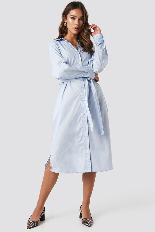 Cuscus Dress Blue