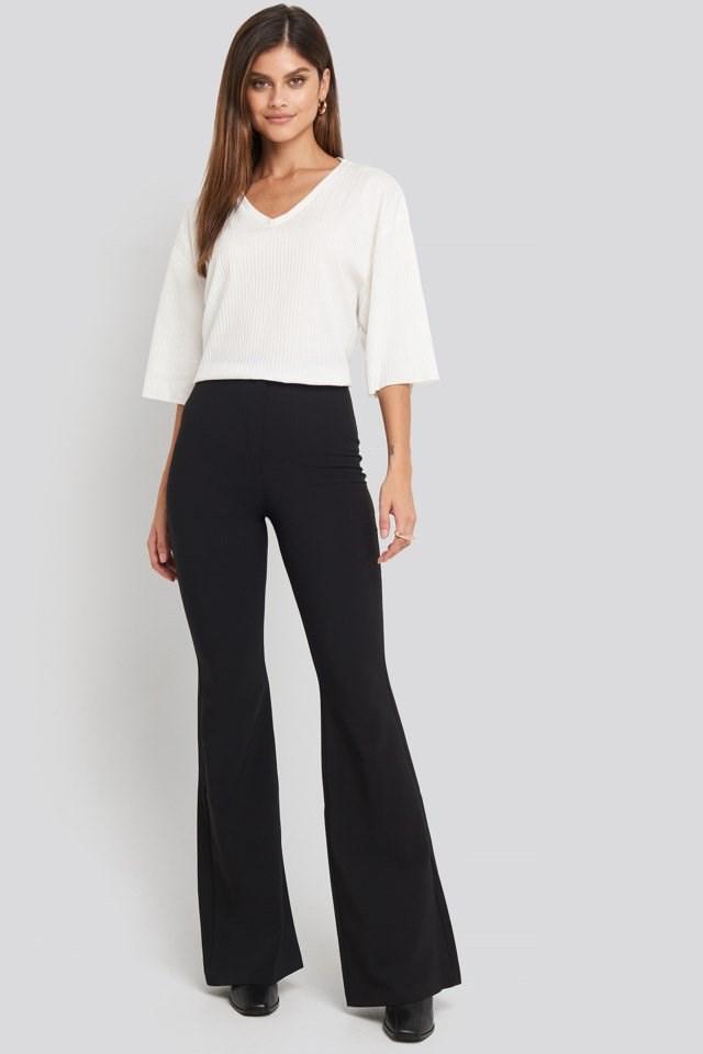 Yol High Waist Pants Outfit.