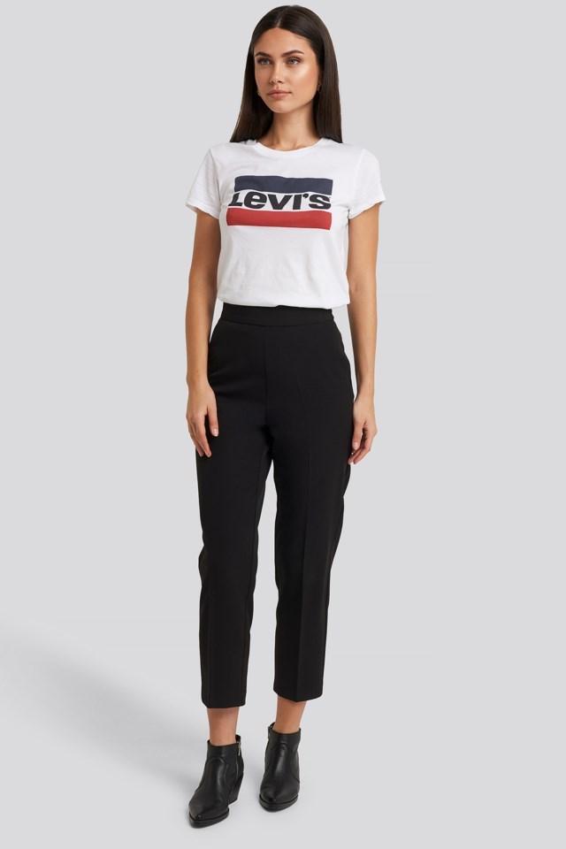 The Perfect Tee Sportswear Look