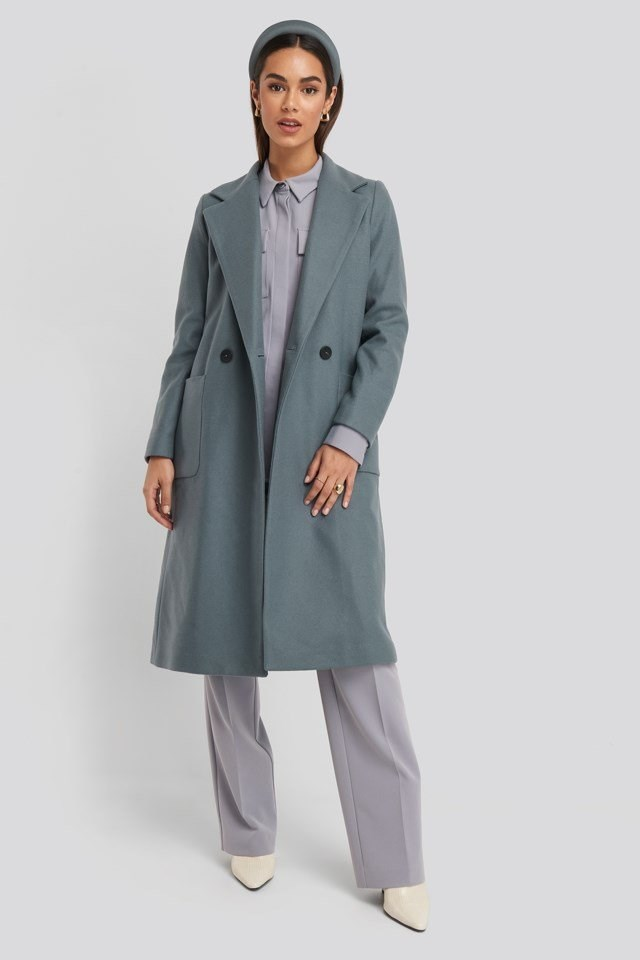 Timver Coat Grey Outfit