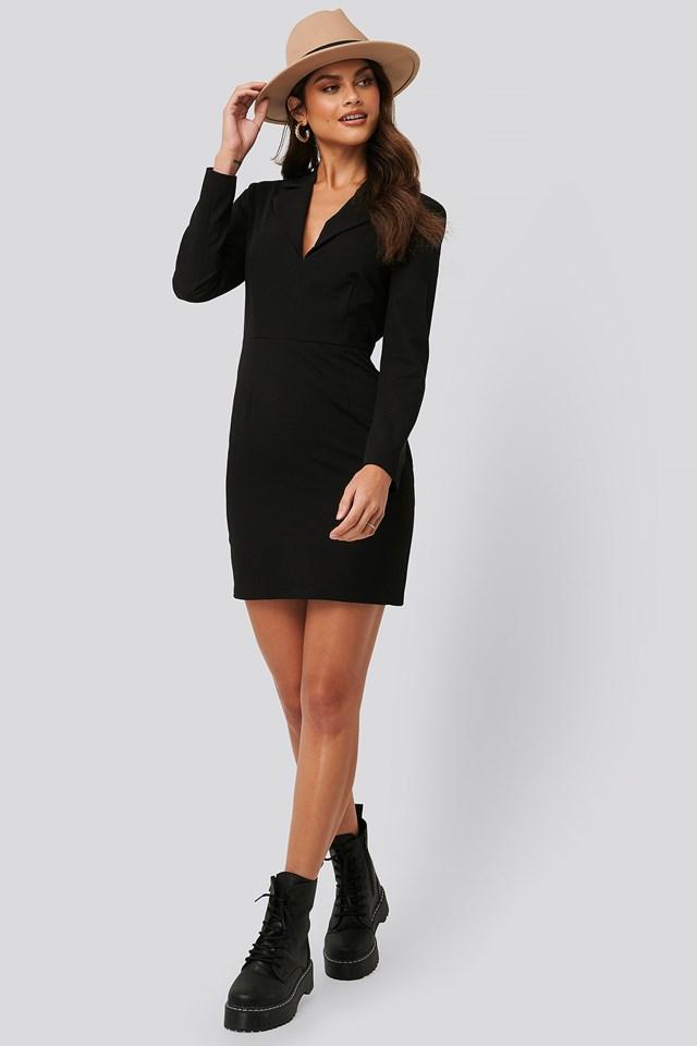 Sharp Suit Dress