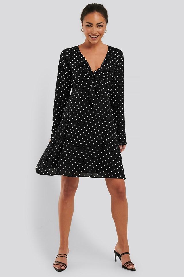 Keyo Dot Dress