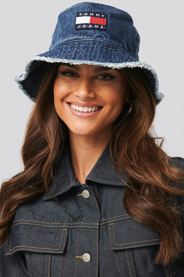 Heritage Denim Bucket Hat Denim