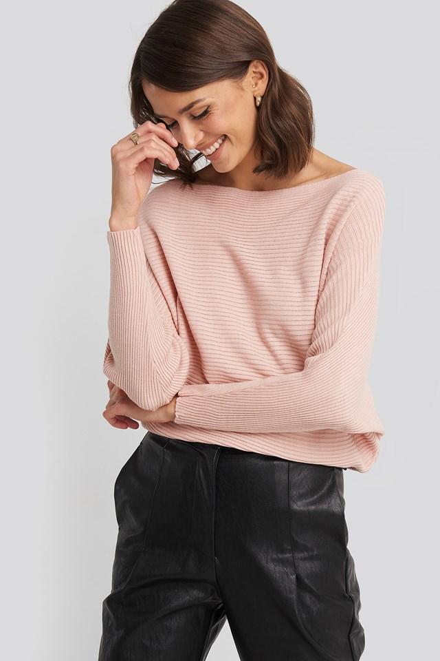 Bat Sleeve Sweater Trendyol