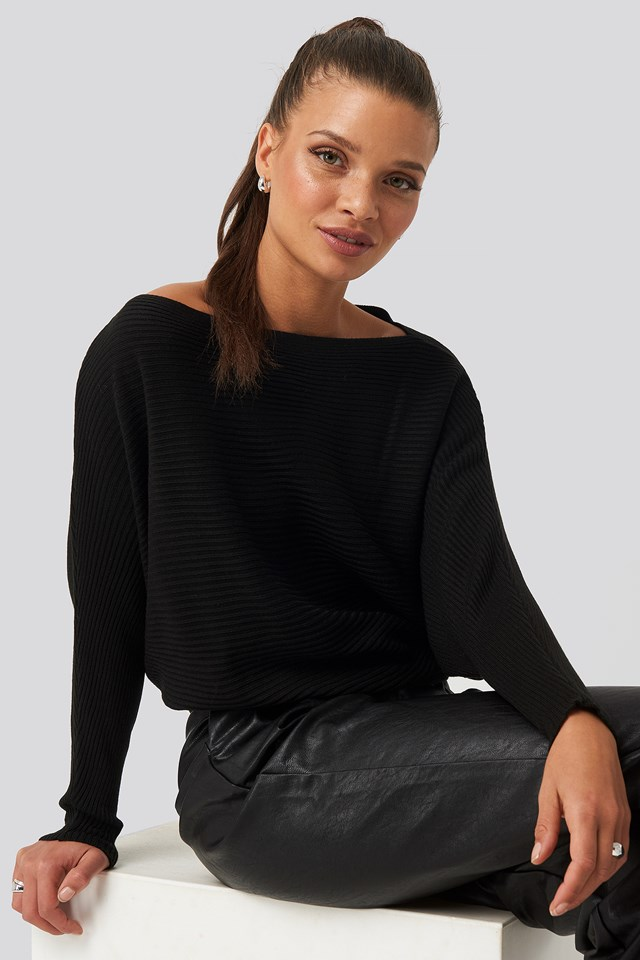 Bat Sleeve Sweater Trendyol