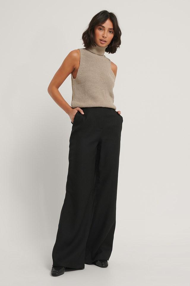 Carmen Trousers Black