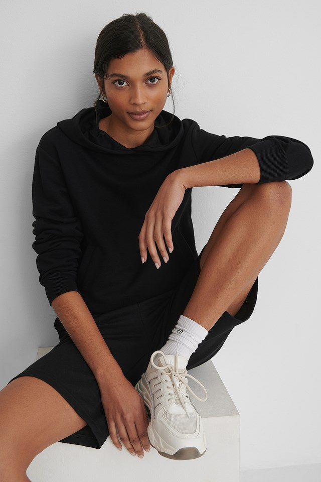 Soft Shorts Black