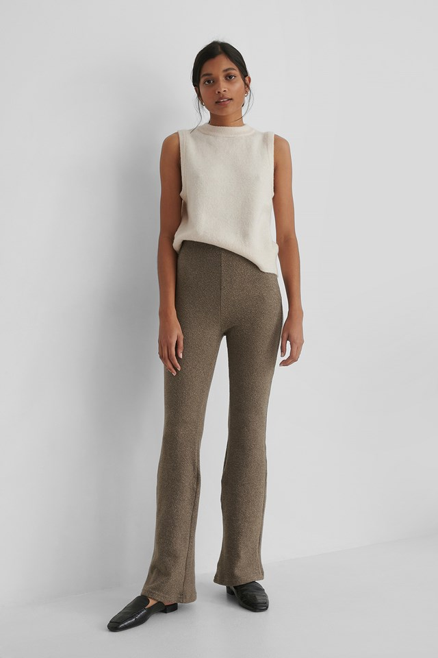 Soft Trousers Mink