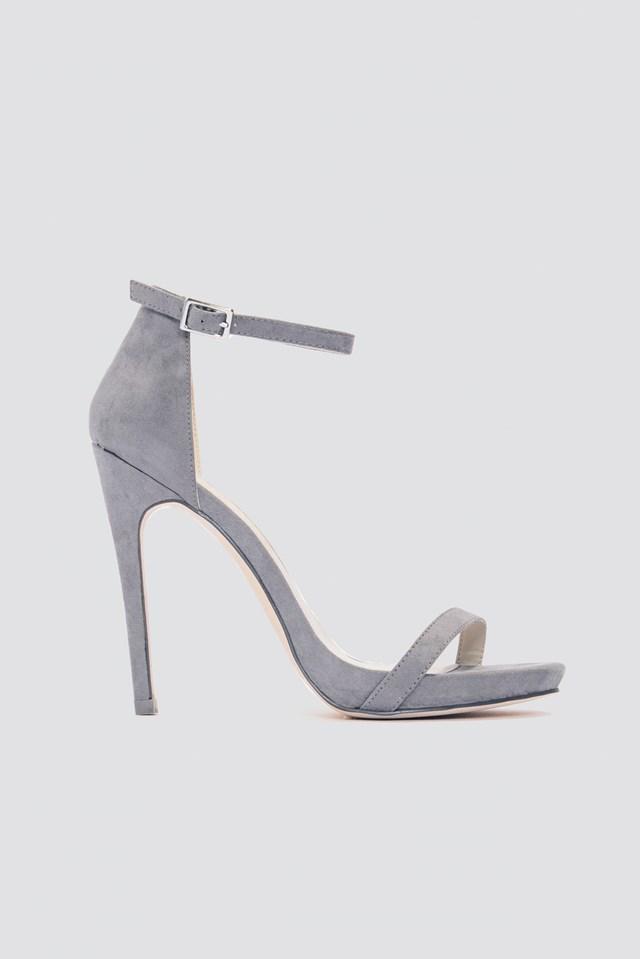 The High Heel Grey