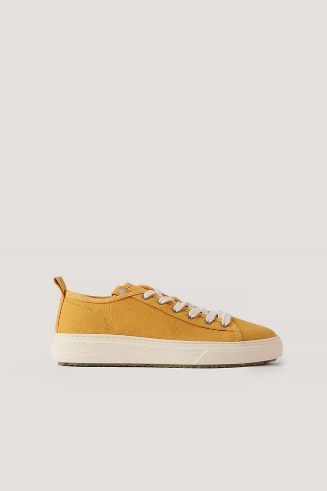 Eunicea Sneaker Mustard
